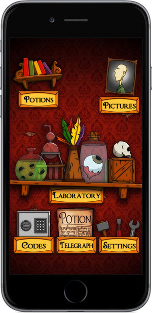 MPotion - Magic Potion Photo Booth